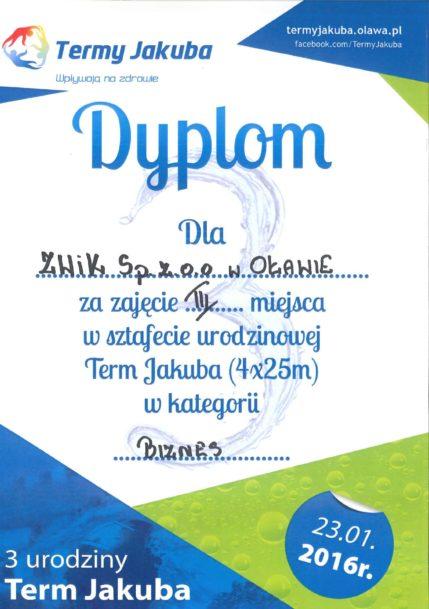 6_Dyplom sztafeta